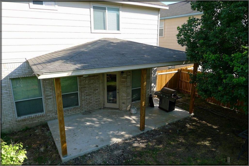 Superieur Concrete Patio Under Patio Roof   Google Search