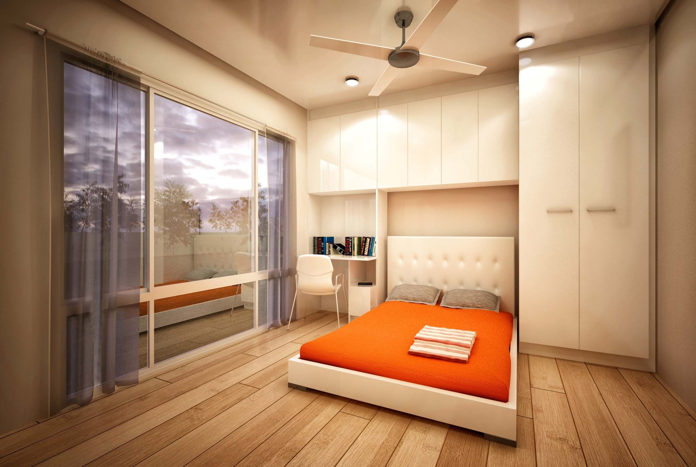 San Marino Two Bedroom Fully Furnished Container Home