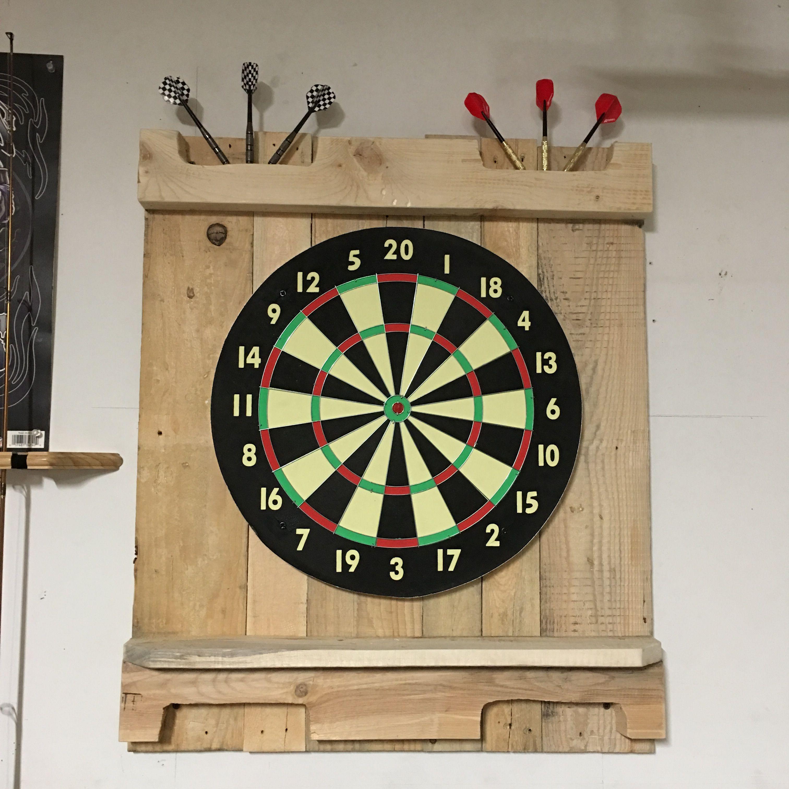 Dart Board Pallet