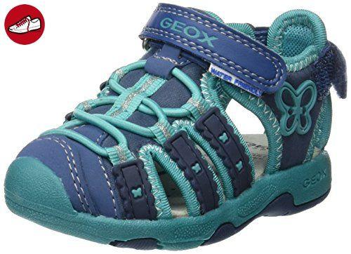 Baby Mädchen B Shaax B Sneaker, Grau (DK GREYC9002), 23 EU Geox