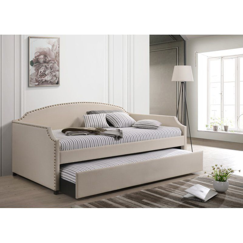 Towcester Twin Daybed With Trundle Daybed With Trundle Twin