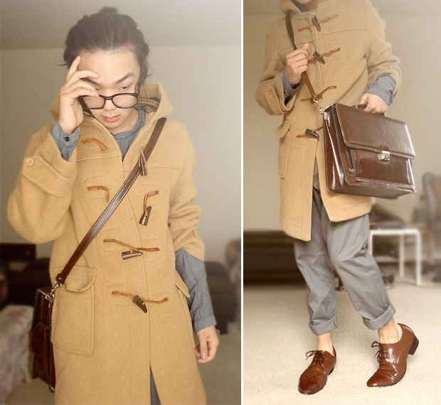 The Vintage Duffle Coat - Google Search | The Duffle Coat ...
