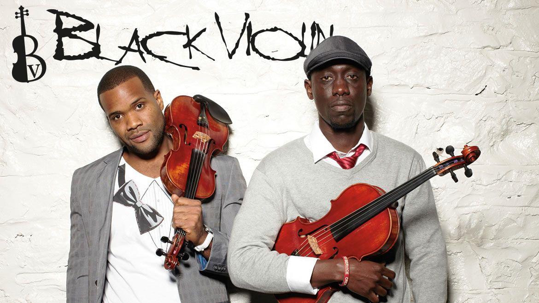 Pin by Elaine Miles on Violinist | Black violin, Violin, Music