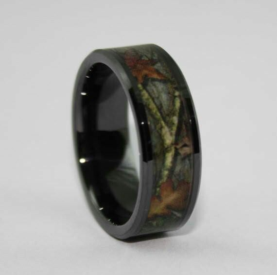 Possible wedding band for my man