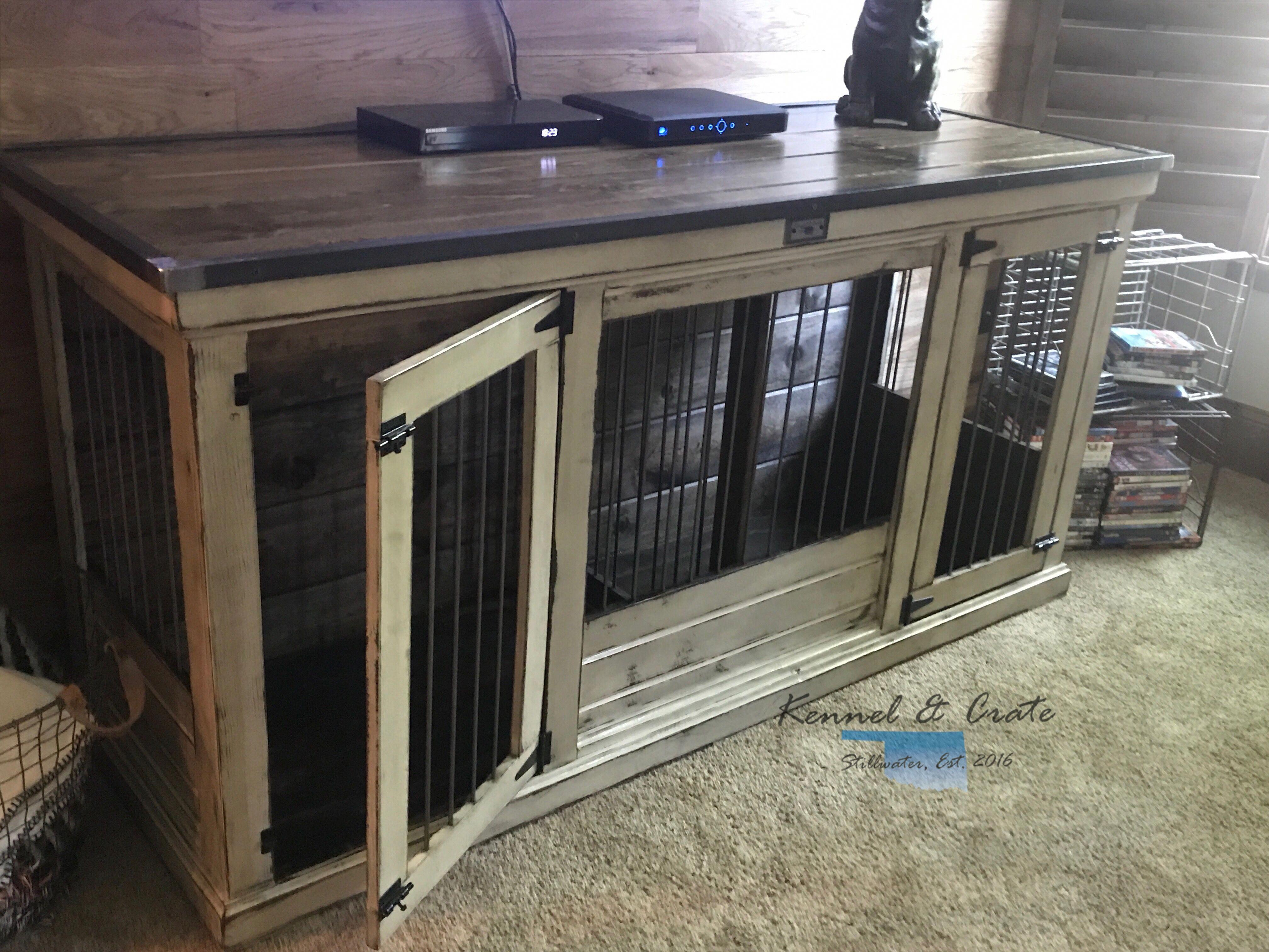 Dog Kennel Kitchen Island Dogkennelkitchenisland Diy Dog Crate Dog Crate Furniture Luxury Dog Kennels