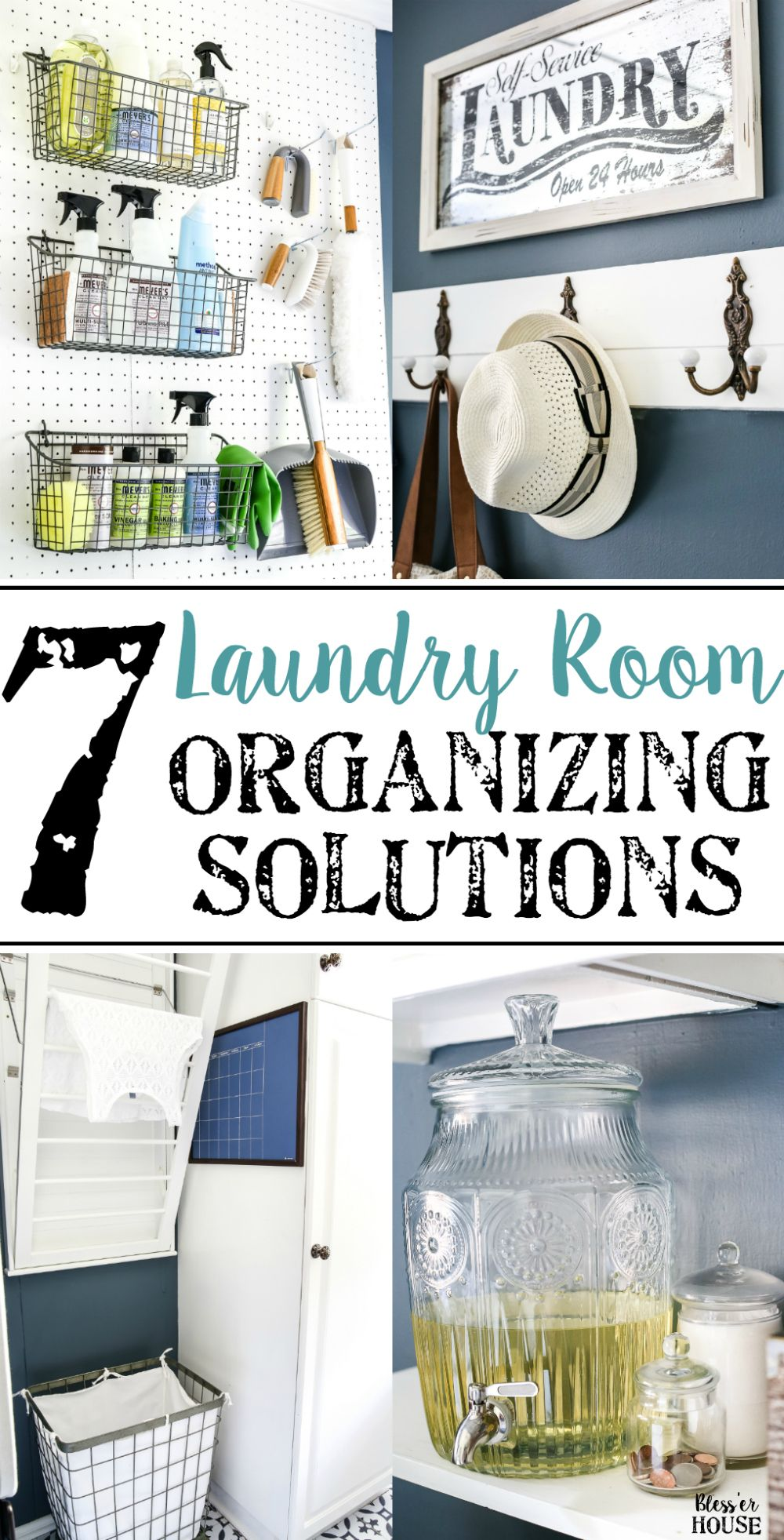 7 Must Have Laundry Room Organizing Solutions Blesserhouse Essential Items To Get Your Off Like A Well Oiled Machine How