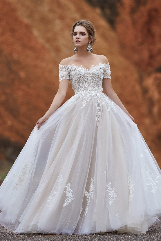 These wedding dresses are absolutely showstopping