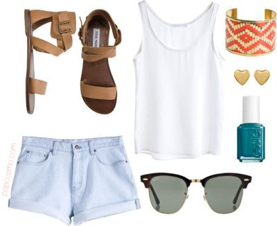 perf for hot sunny days!