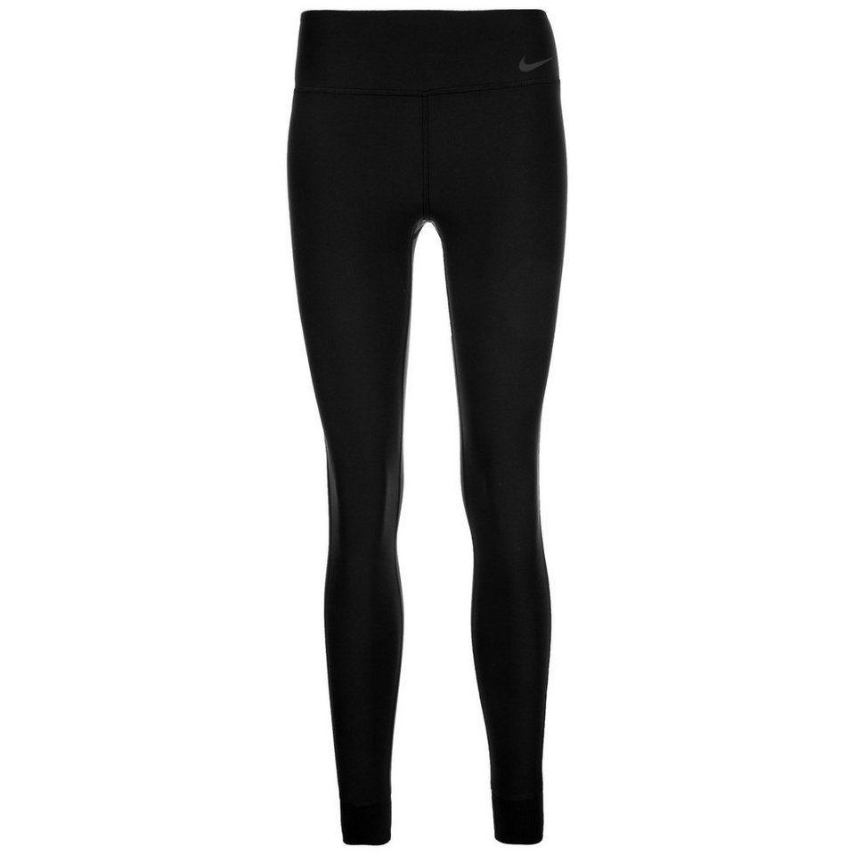 Nike Power Legend Trainingstight Damen für 59,95€. Effektives Feuchtigkeitsmanagement, Sportliche, körperbetonte Passform, Innentasche für Schlüssel bei OTTO