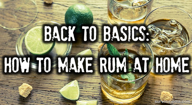 Back To Basics How To Make Rum At Home How To Make Rum Liquor