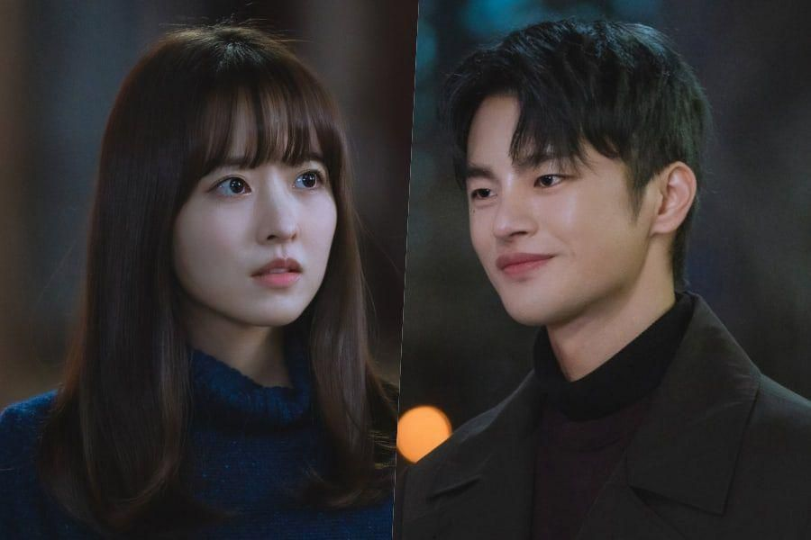 """Park Bo Young And Seo In Guk Begin A Unique Romance With An Expiration Date In """"Doom At Your Service"""""""