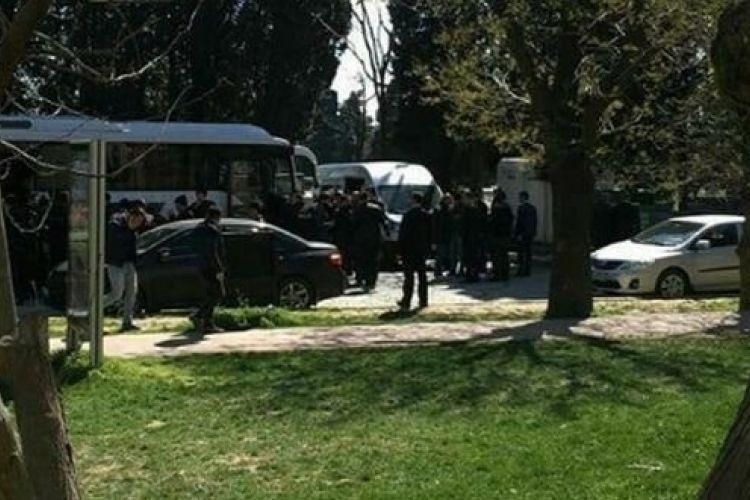 17 Students Detained For Saying Pedalling For No In Yildiz Technical University Yildiz