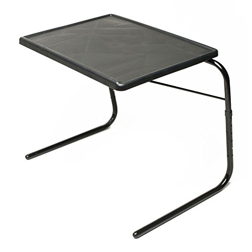 This Sturdy, Versatile Portable Table Can Be Used As A TV Table, Desk,  Hobby Table, Or A Reading Table. Table Adjusts Both In Height And Angle .