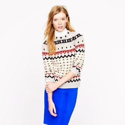 Fair Isle ski sweater | My Style | Pinterest | Fair isles, Winter ...