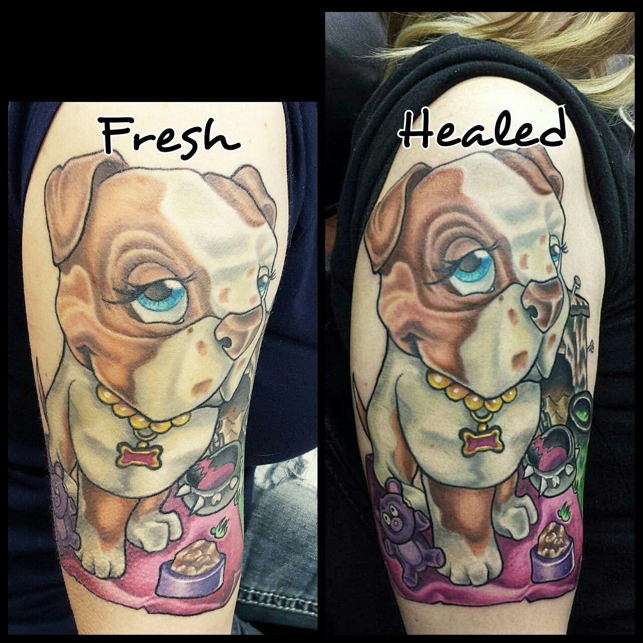 Another cool piece I tattooed   #eternalink #fkirons #jasonflashkuhn #jasonflashkuhntattoo #wichitaks #kansastattoo #midwesttattoo #fullcolortattoo #colortattoo #newschool #newschooltattoo #tattoo #tattoo #tattoos #hellcity #bestofthemidwest #tattoo #tattooed #photorealism #fullcolor #watercolor #watercolortattoo