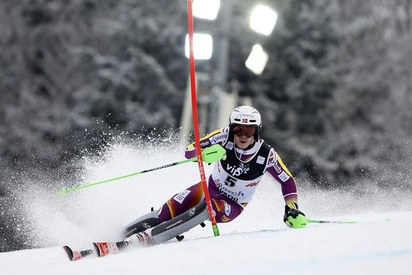 Henrik Kristoffersen Photos Photos Audi Fis Alpine Ski World Cup Men S Slalom Alpine Skiing Skiing Ski Racing