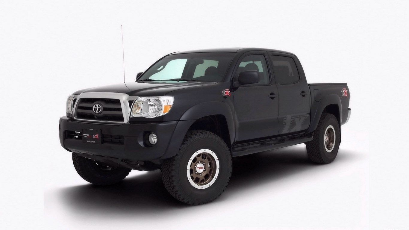1366x768 Px Hq Definition Wallpaper Desktop Toyota Tacoma Picture By Kreshaun Archibald For Pocket Toyota Tacoma Toyota Tacoma Double Cab 2009 Toyota Tacoma