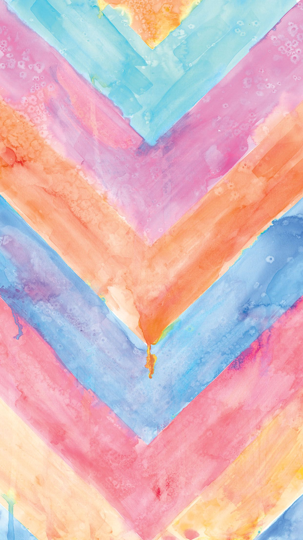 Free Iphone Wallpaper Watercolor Wallpaper Phone Iphone