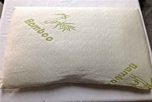 Bamboo Covered Memory Foam Pillow King Hotel Comfort Sheets Just Awesome Hotel Comfort Bamboo Covered Memory Foam Pillow