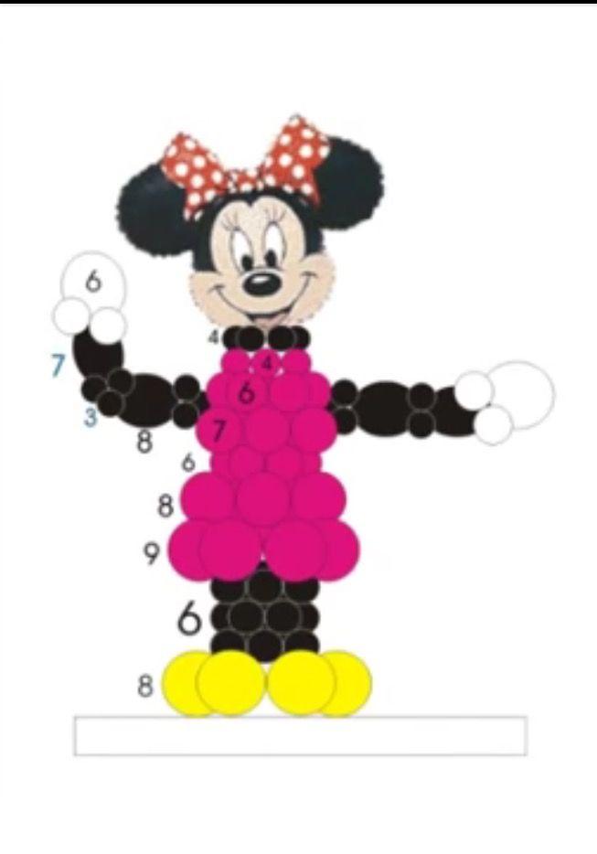 Tutoriales de globos figuras para hacer) \u2026 Pinteres\u2026