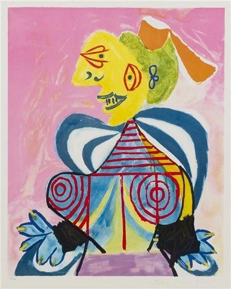 Pablo Picasso, L'Arlesienne