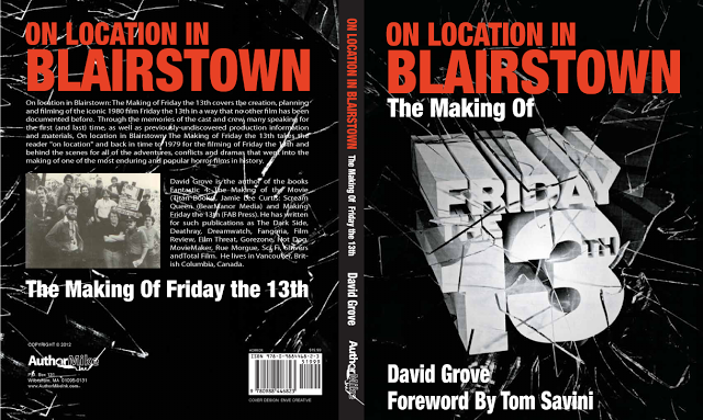Friday the 13th Book Cover And More Details imagens)