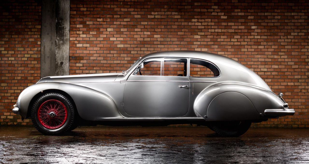 1938 Alfa Romeo 8c 2900b Berlineta Superleggera  U0026 39 Le Mans