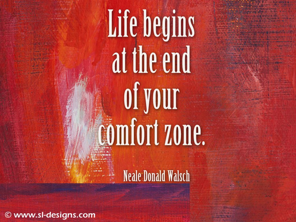 Quotes For End Of Life Life Quote On Wallpaper  Random  Pinterest  Comfort Zone