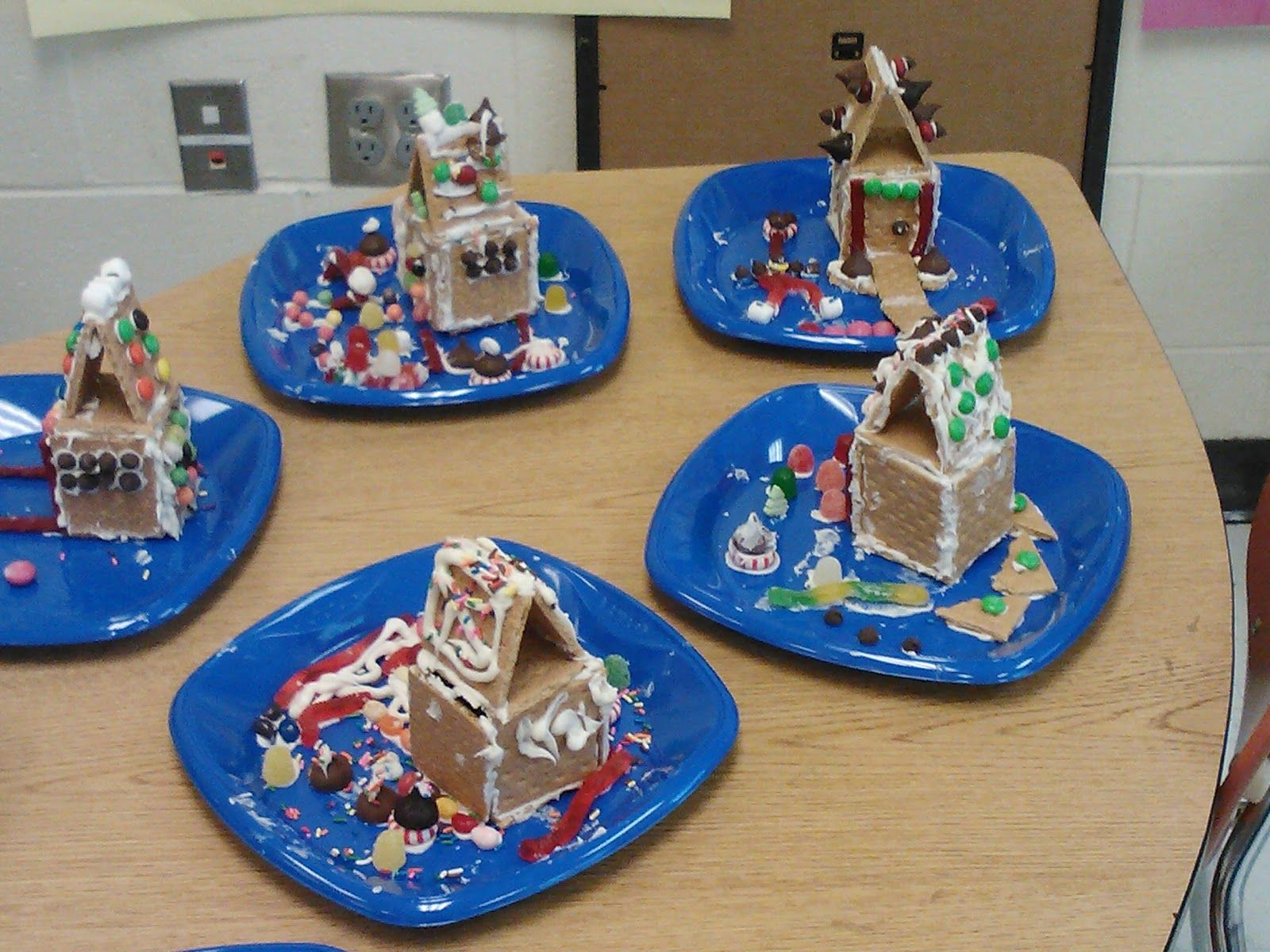 Gingerbread Mania and Surprises