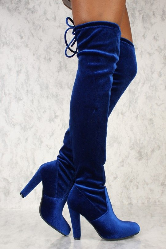 6a512da6612 Stay in style with a pair of a AMI thigh high boots! These cuties are