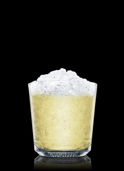 absolut mango with passionfruit cocktail the bar pinterest