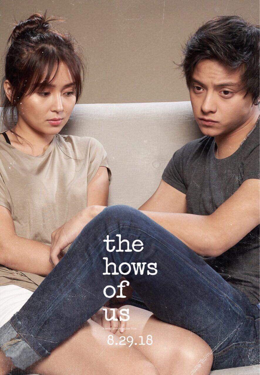 The Hows Of Us Kathryn Bernardo Daniel Padilla Kathniel C Kathniel Daniel Padilla This Is Us Movie