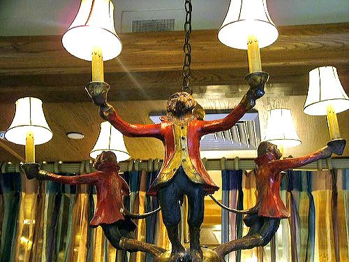 Antique Monkey Chandelier Vintage Chandelier House Of Decor Antique Lighting