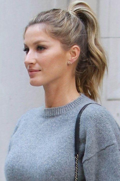 ponytails celebrity