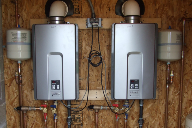 Are Tankless Gas Water Heaters Worth It Home Matters Water Heater Installation Tankless Hot Water Heater Tankless Water Heater Gas