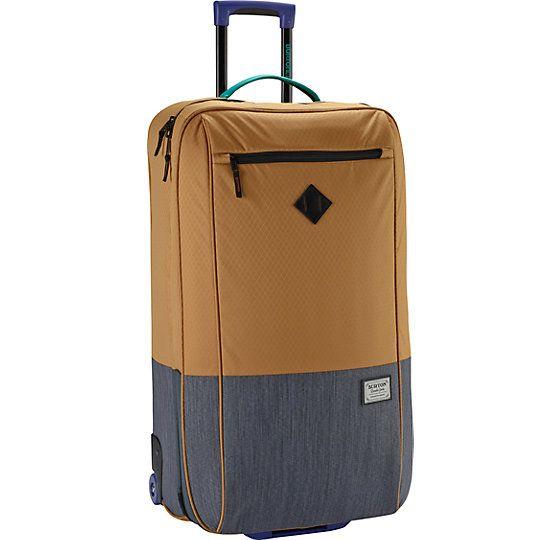Fleet Roller Travel Bag Lifetime Warranty