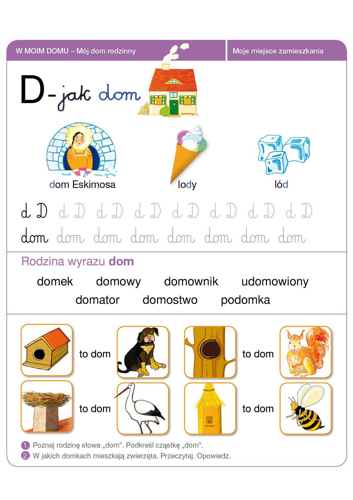 Polska Szkola Pl Polish Language Education Language Therapy