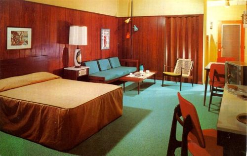 Rooms: Vintage Hotels/Motels