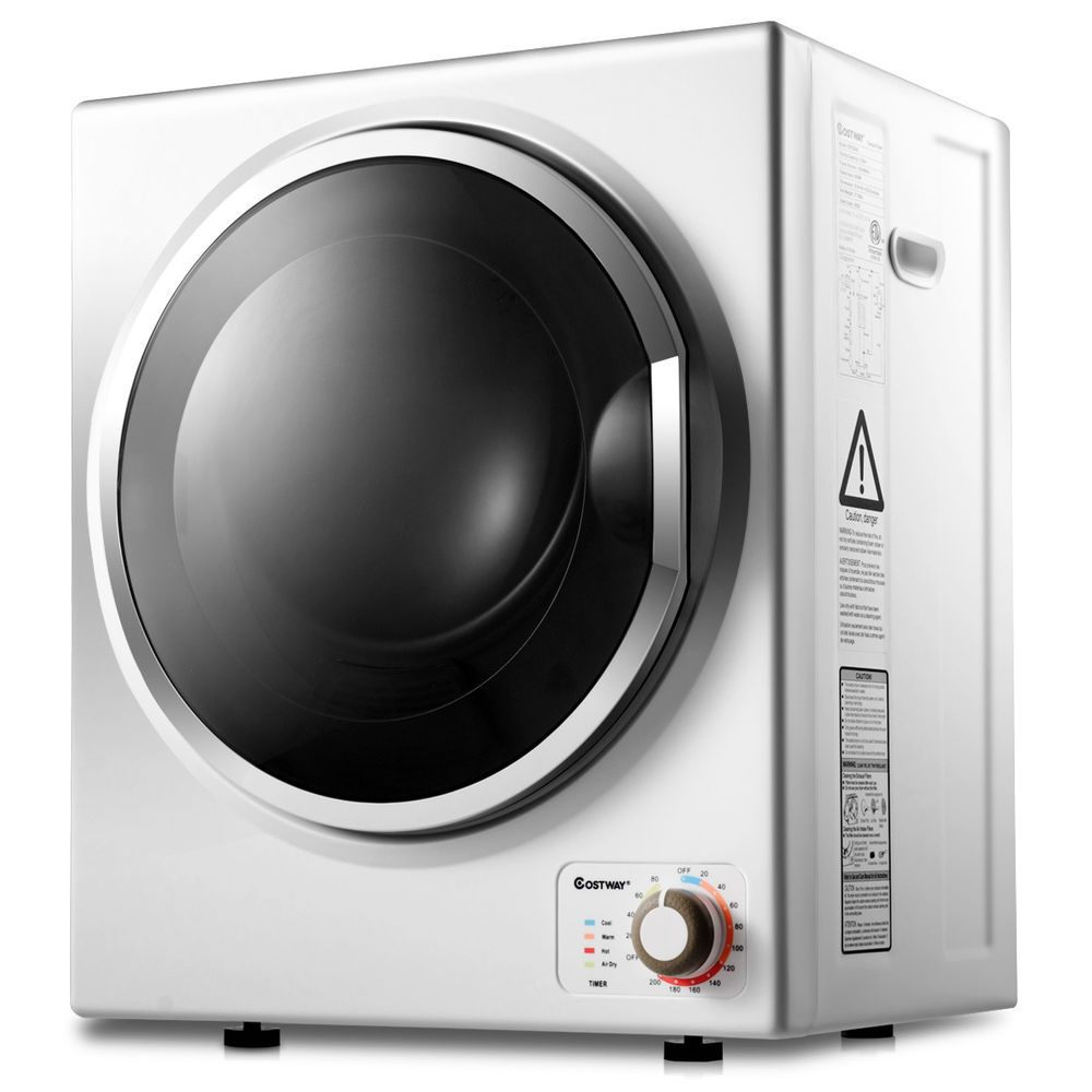 Details About Electric Tumble Compact Laundry Dryer Stainless Steel Wall Mounted 1 5 Cu Ft With Images Compact Laundry Electric Clothes Dryer Clothes Dryer