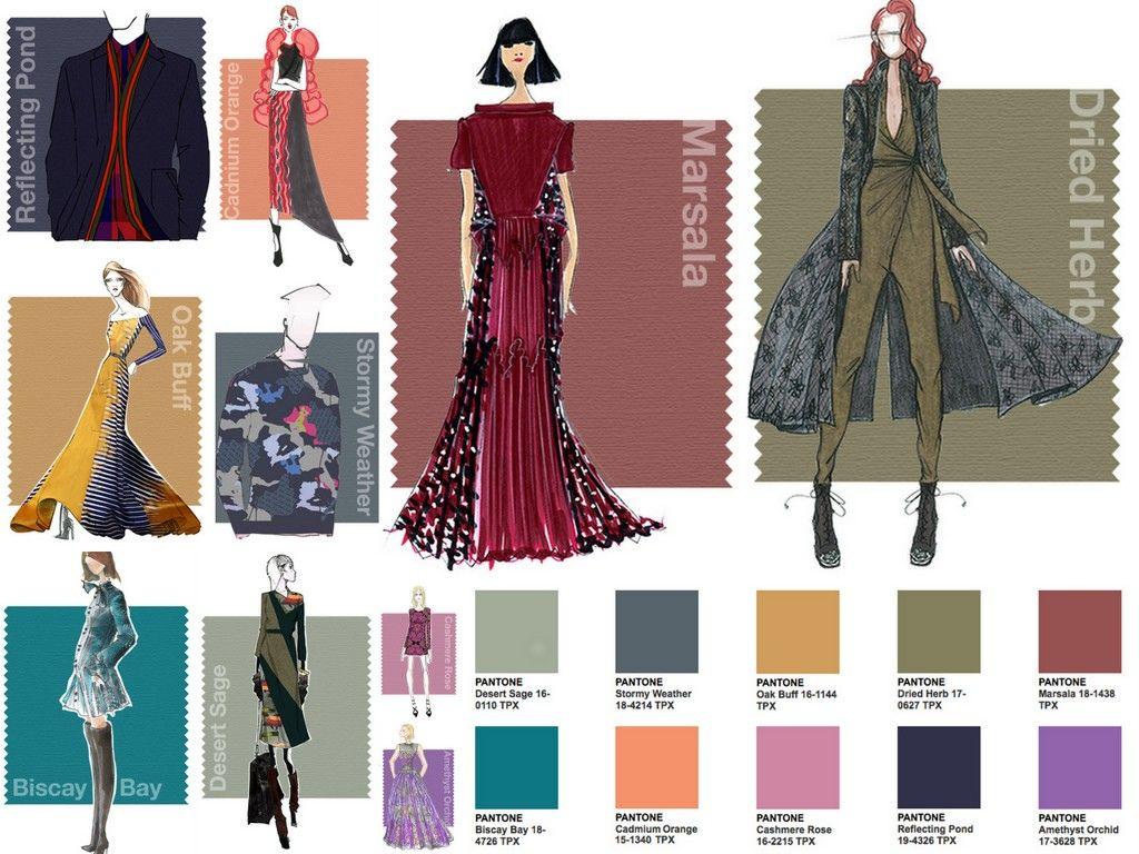 couleurs pantone 2015 planches tendances haute couture couleur tendance et couture. Black Bedroom Furniture Sets. Home Design Ideas