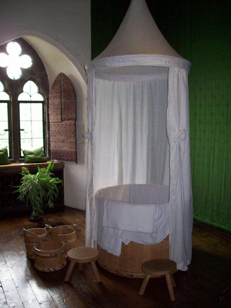 Medieval bath Medieval bathing facilities at Leeds