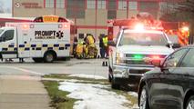 Boy Struck, Pinned Under School Bus in Northwest Indiana - http://www.nbcchicago.com/news/local/boy-hit-by-school-bus-416430993.html