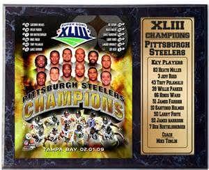 Pittsburg Steelers players - (1)