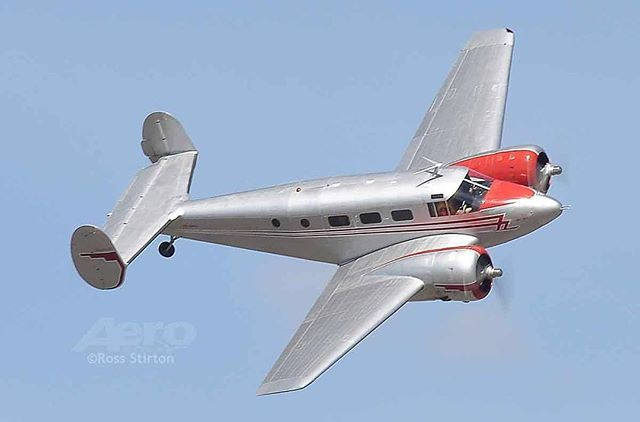 #OTD First flight of Beech 18 on 15 January 1937. Ross Stirton #Beech18 #lighttransport #aviation #history #aero…   Aviation. Instagram ...