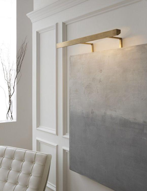 Designer Spotlight J Randall S Picture Lighting Wall Artwork