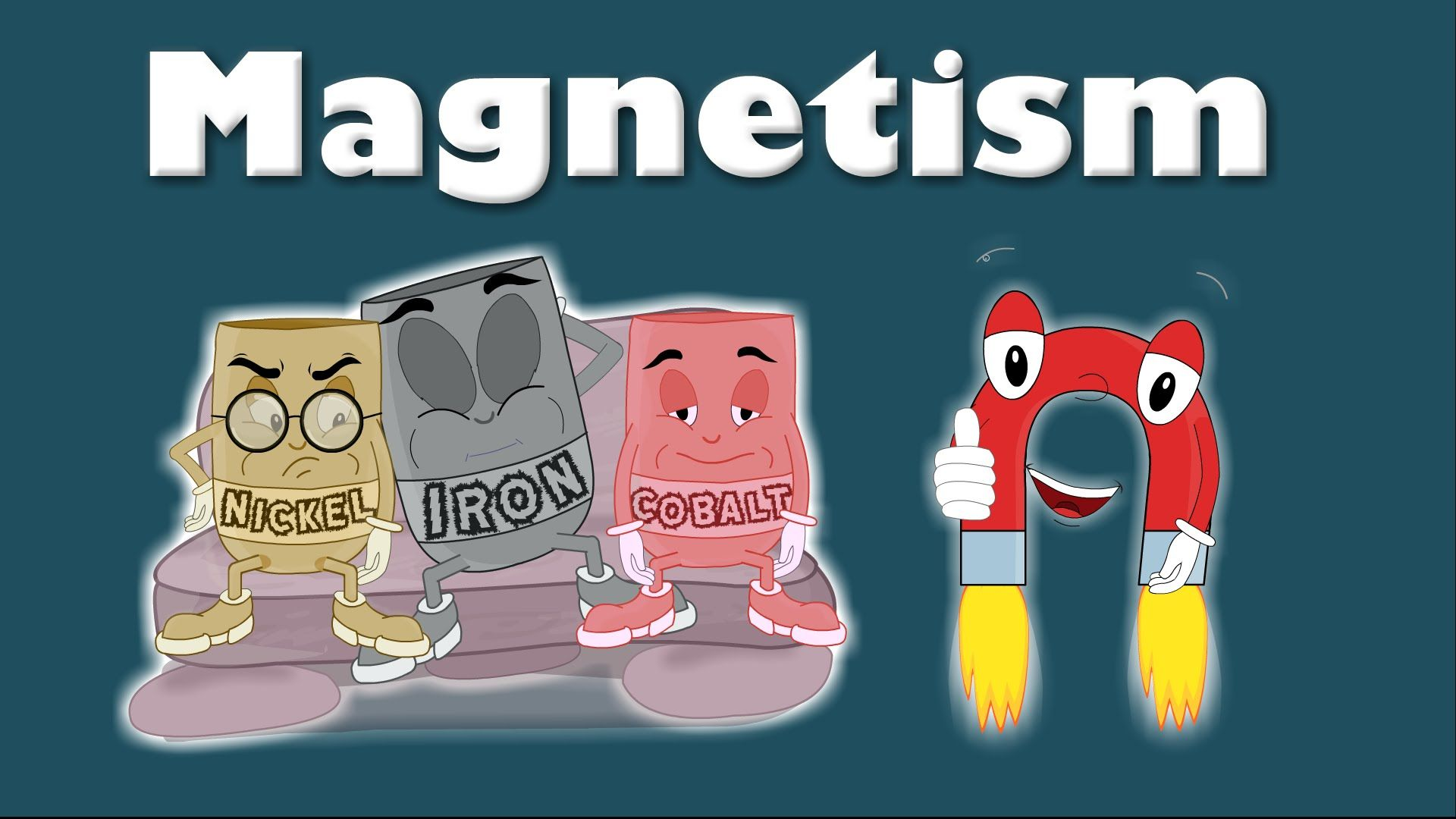 Video About Magnetism By Smart Learning For All