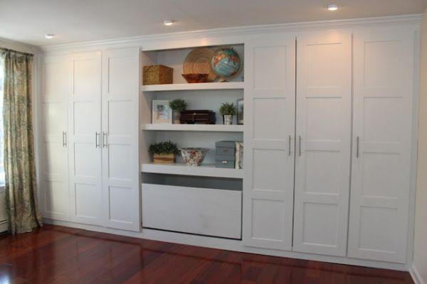 10 trucs pour décorer et rénover à mini-prix  transformez vos - armoire ikea porte coulissante