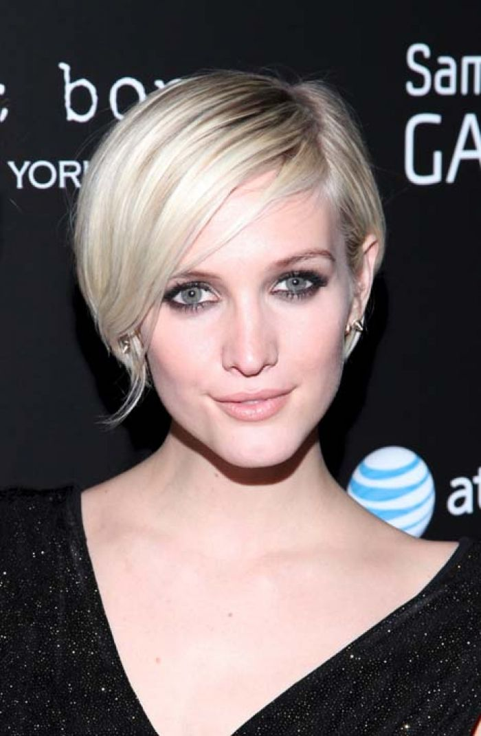 pixie hair style ashlee again this cut just embrace that i 1818