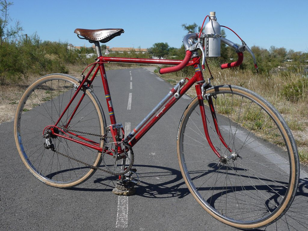 Peugeot PH10 1948 | Bicycles - Restoration and Customization