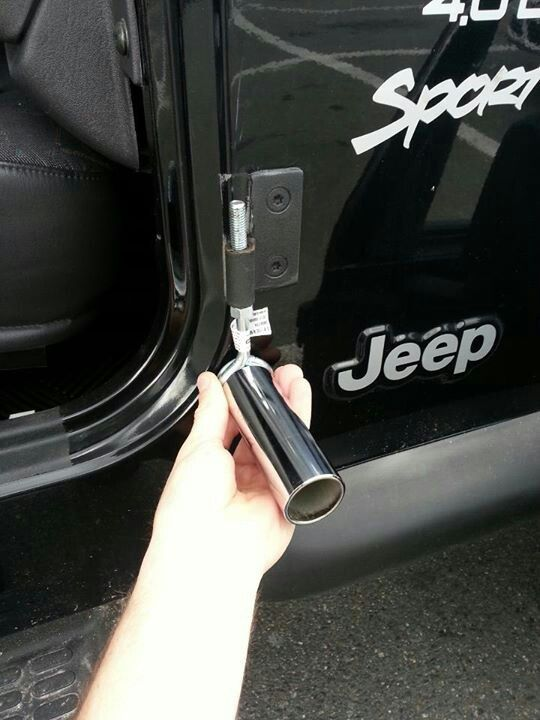 Bicycle Pegs Turned Into Highway Pegs 8 Total In Parts Jeep